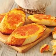 明太子焗烤法国面包