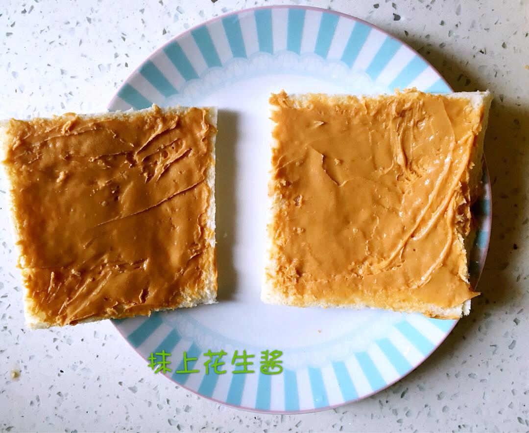 香蕉吐司卷的做法和步驟第3張圖