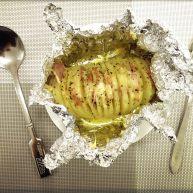 芝士培根焗土豆