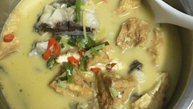 草鱼豆腐汤