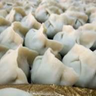 香味浓郁芹菜饺子