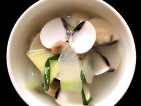 花甲节瓜汤