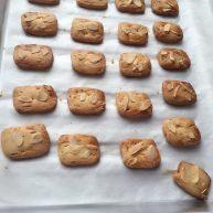 杏仁片饼干