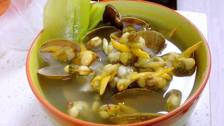 黄蚬子汤-鲜