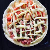 多味鴛鴦披薩