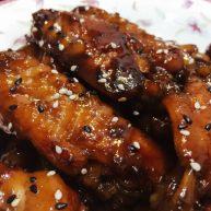 芝香可樂雞翅