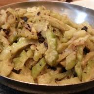 蒜头豆豉苦瓜