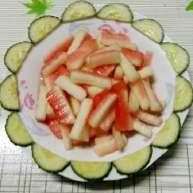 酸甜脆西瓜条