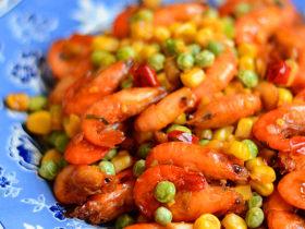 肥美小炒——香爆小河虾