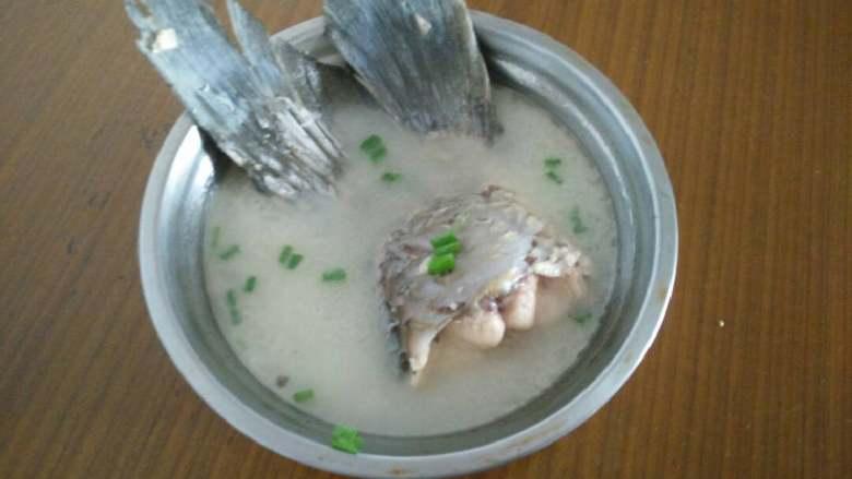鱼尾通草催奶汤