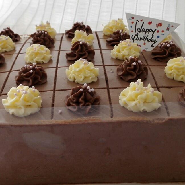 巧克力慕斯蛋糕的做法和步骤第16张图
