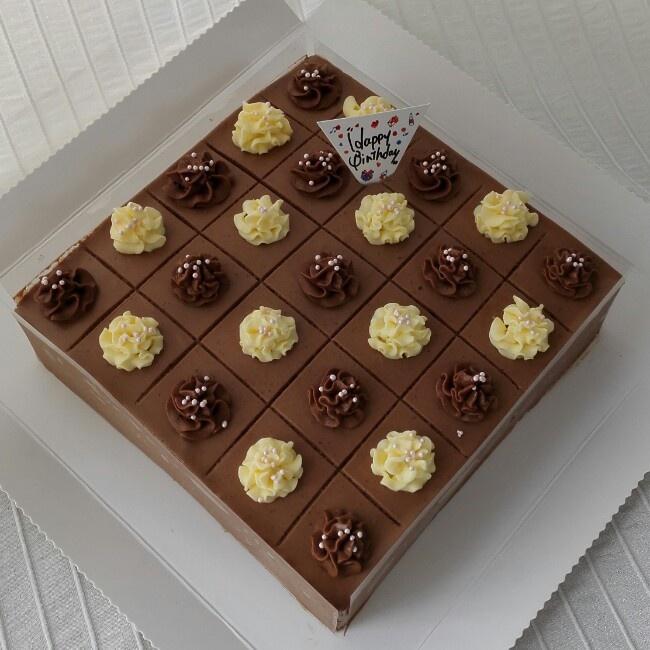 巧克力慕斯蛋糕的做法和步骤第17张图