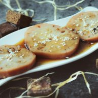滋补红糖糯米藕丨大嘴螺
