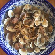洋葱炒花蛤