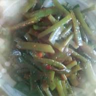 爆炒海白菜