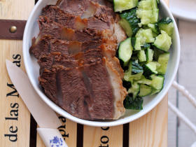 一勺好酱在酱牛肉中的作用——酱香牛肉
