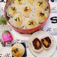 苏式月饼《蛋黄酥》