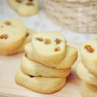 【葡萄干饼干】