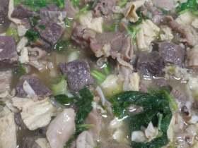羊肉羊杂汤
