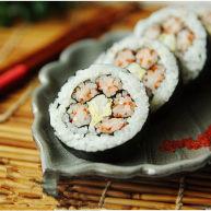 创意无限的花样寿司【小花寿司】