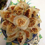 西葫芦鸡蛋小虾皮煎饺