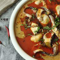 特色螺蛳斑鱼锅丨大嘴螺