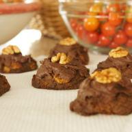 咔嚓脆的巧克力饼干——阿富汗饼干