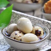 最营养早餐之五香鹌鹑蛋