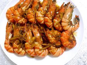 #年夜饭#酱爆鲜虾