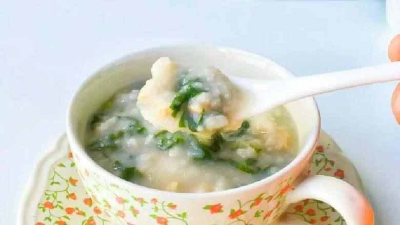 宝宝辅食:青菜芋艿羹—清香滑腻,可拌饭也可以直接喝哦!10M+