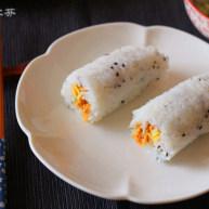花样吃米饭~~~一口香芝麻小饭团