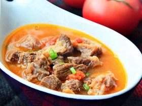 牛肉的绝搭 春季酸甜开胃菜【番茄牛肉】最简单做法