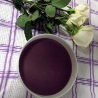 紅豆薏米紫薯羹