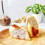 宝宝辅食:芋泥卷-很朴实,很健康,却很美味的台式甜点...12M+