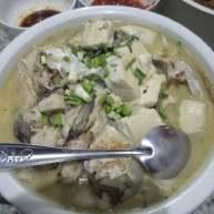 奶香鱼头炖豆腐,新手必学菜之一