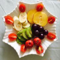 芸子水果拼盘