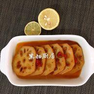 糯米莲藕(蜜汁莲藕)