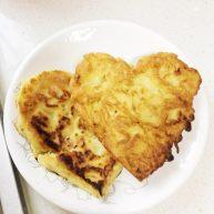 爱心鸡蛋饼