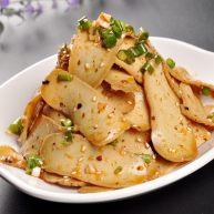 美味洛南豆腐干