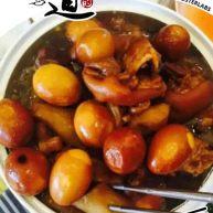 #挑战鸡蛋的100种做法#广式猪脚姜