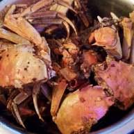 红烧大闸蟹