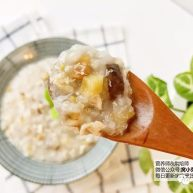 宝宝辅食:栗子鸡丝粥