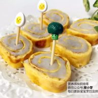 宝宝辅食:芋头蛋卷-好好吃早餐,元气满满地开始一天吧!10M+