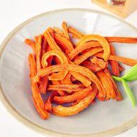 宝宝辅食:胡萝卜脆脆条