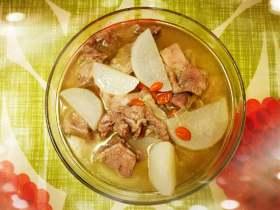 萝卜羊腩汤