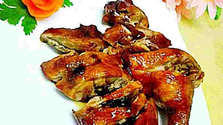 #年夜饭#酱鸭肉
