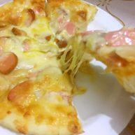 火腿披萨-一个专属于火腿的part🍕