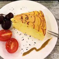 红枣花生芝麻酱•轻乳酪蛋糕