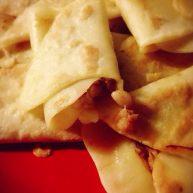 用澄面做的卷饼