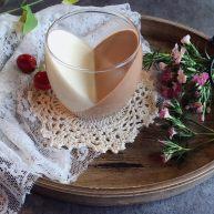 双色布丁杯